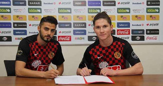 Eskişehirspor'dan transfer şov!