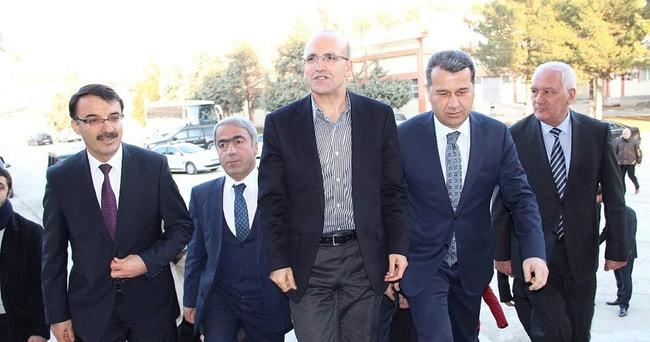 Başbakan Yardımcısı Şimşek'ten, Güneydoğu'ya müjde