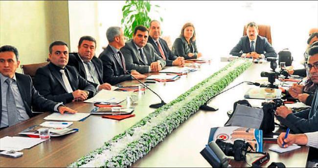 Adaletin tecellisi Adana'nın huzuru