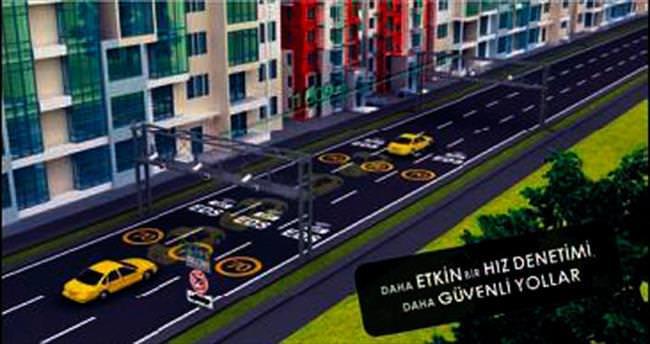 Bağdat Caddesi'ne trafik denetim sistemi