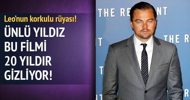 Leo, bu filmi 20 yıldır gizliyor