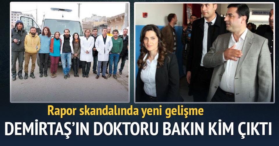 O doktor Demirtaş'ı kurtardı sıra teröristlerde