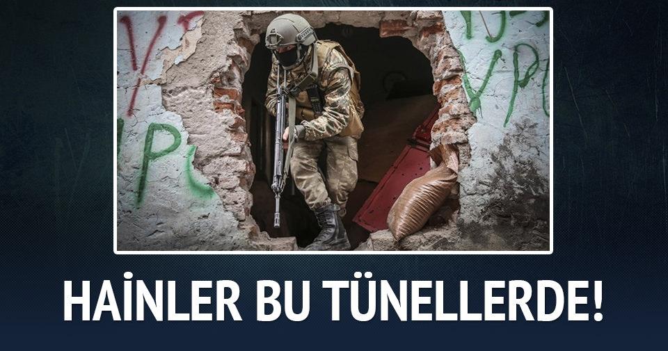 Roma tünellerinde terör yuvalandı
