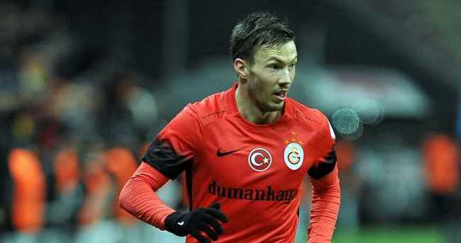 Galatasaray'ın sağ beki Linnes'e emanet