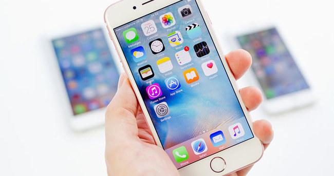 iPhone 6s'te ilginç sorun