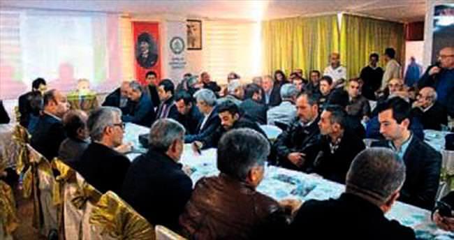 Konyalılar Derneği yönetimi yenilendi