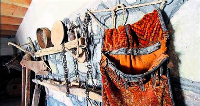 Kenan Yavuz'un müzesi zenginleşti