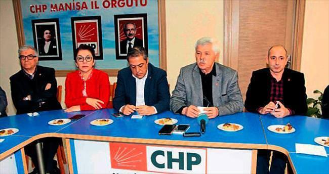 CHP Manisa'da mescit kavgası