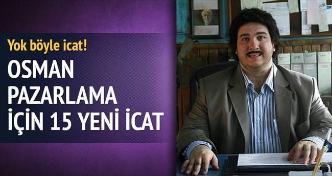 Girişimci Osman için 15 yeni icat