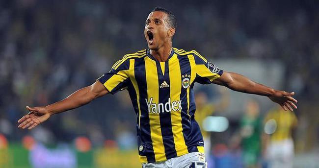 Nani'nin Fenerbahçe aşkı