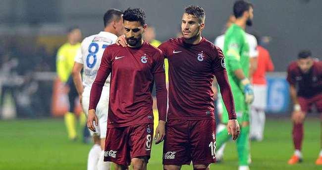 Trabzonspor'dan Deniz Yılmaz açıklaması