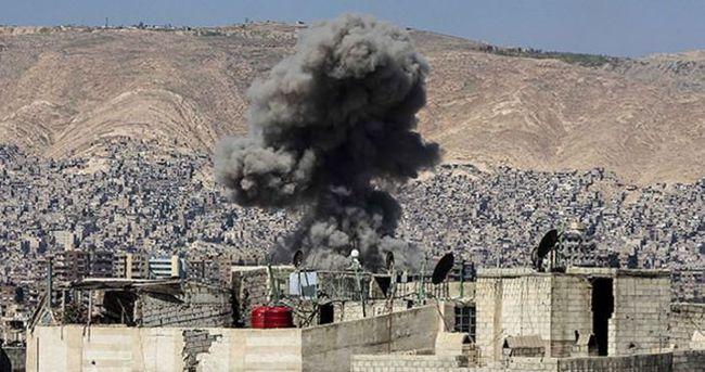 Esed güçleri ve Rusya'nın Türkmen köylerine saldırıları