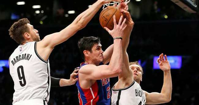Pistons'ı Ersan İlyasova taşıdı