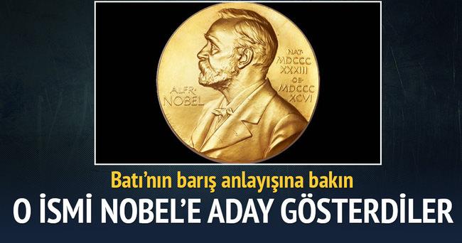 İslam düşmanı Trump Nobel'e aday gösterilmiş!