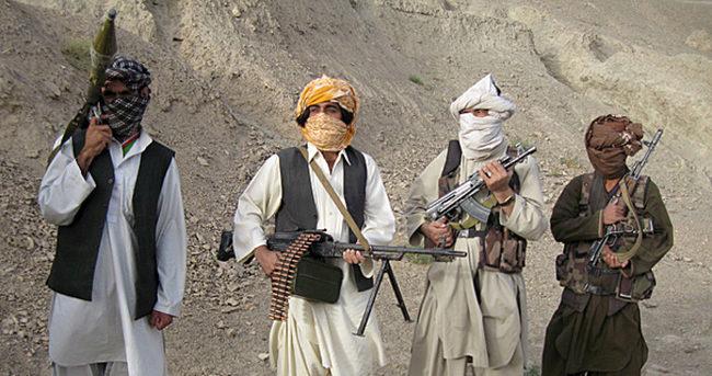 5 Taliban üyesi öldürüldü