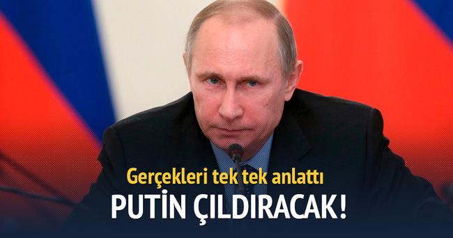 Yaptığımız her şeyin altı Ruslar tarafından oyuluyor