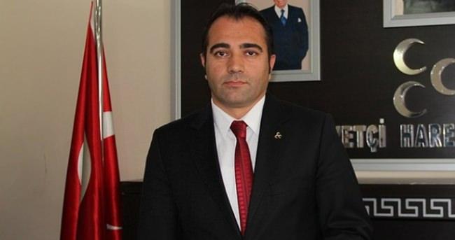 MHP Bolu İl başkanı kaza geçirdi
