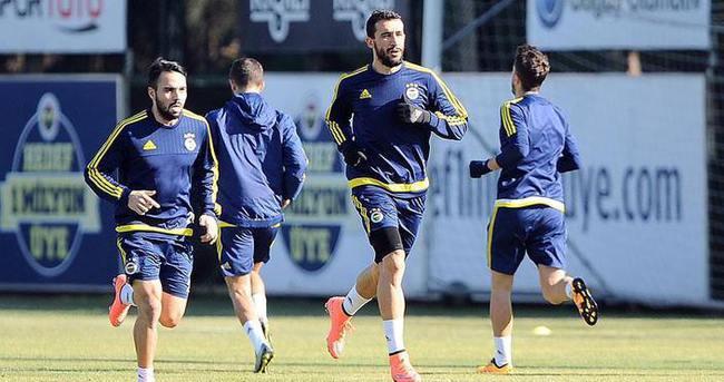 Fenerbahçe'de Antalyaspor mesaisi