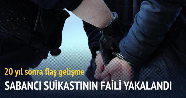 Sabancı suikastı faili İsmail Akkol yakalandı!