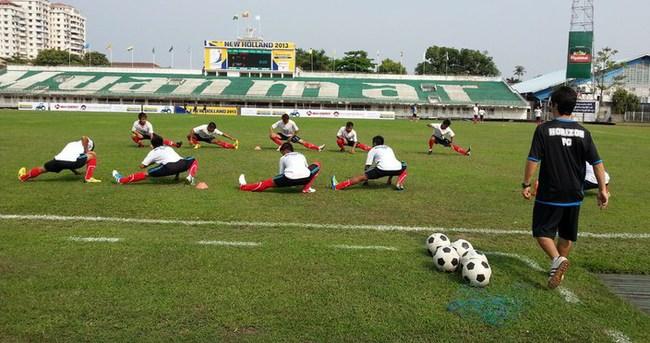 Myanmar takımına Türk teknik direktör
