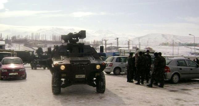 İzinsiz eylem yapan 4 kişi tutuklandı