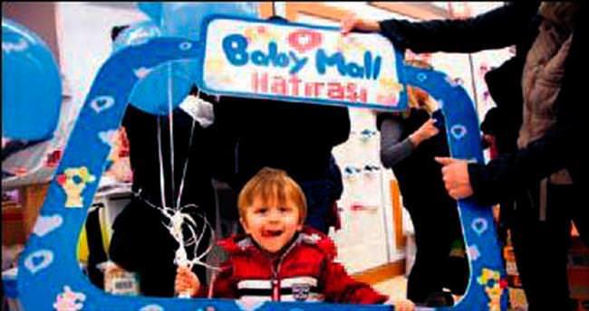 Çukurambar'a BabyMall geldi