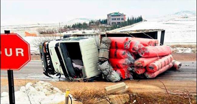 Haymana yolunda feci kaza: 4 yaralı