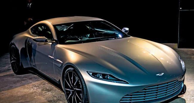 Bond'un aracı için Türk'e çağrı