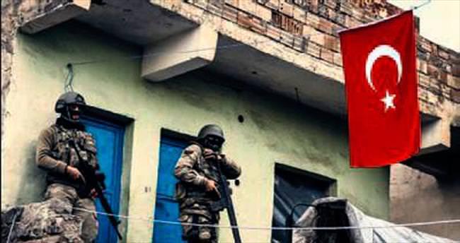 Diyarbakır Sur'da 6 terörist öldürüldü