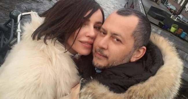 Gülşen ile Ozan Çolakoğlu'ndan aşk pozu