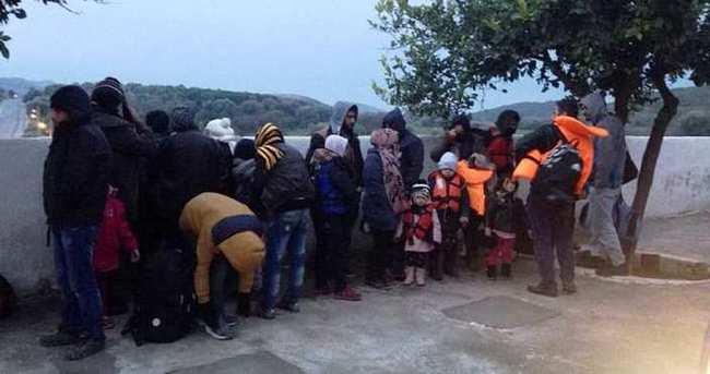 Didim'de 177 kaçak yakalandı