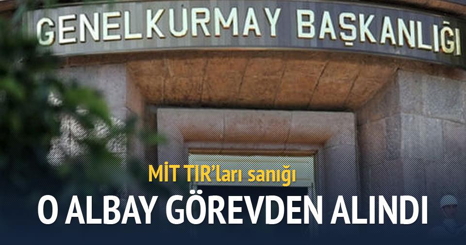 TSK'da 'MİT TIR'ları sanığı Albay Özkan Çokay'a ihraç