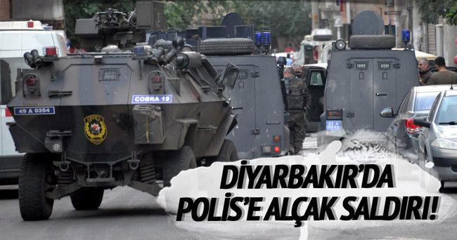 Sur'da çatışma: 1 polis şehit, 1 polis yaralı