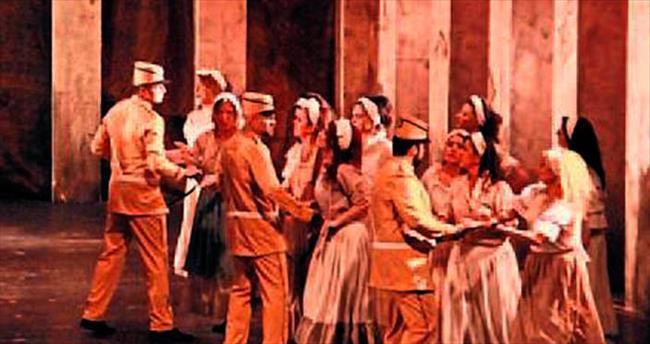 Carmen operası ayakta alkışlandı