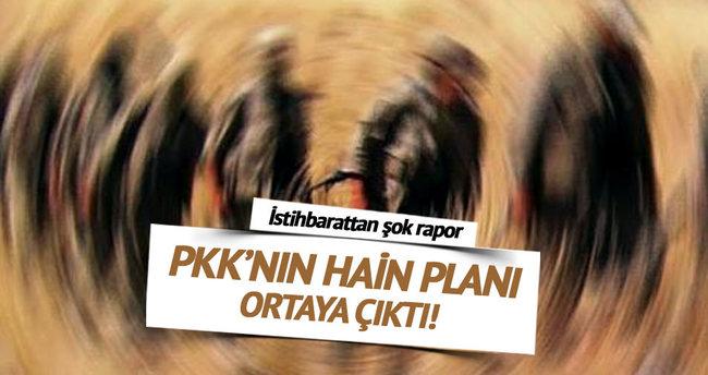 Büyük zaiyat veren PKK'dan yeni taktik