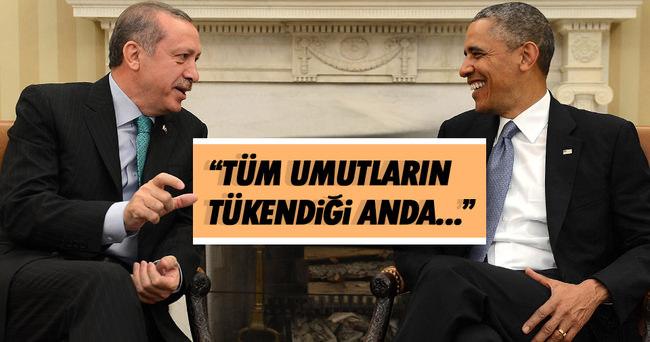 Bütün umutların tükendiği anda Erdoğan sahneye çıktı