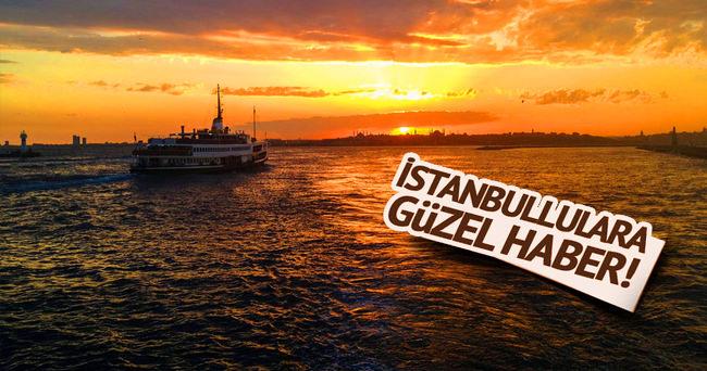 İstanbul su sıkıntısı yaşamayacak