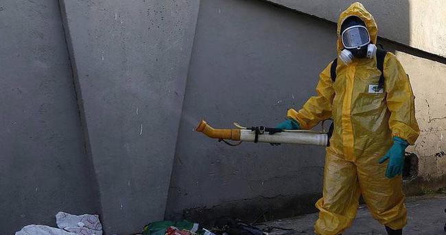 O ülkede zika virüsü nedeniyle olağanüstü hal ilan edildi