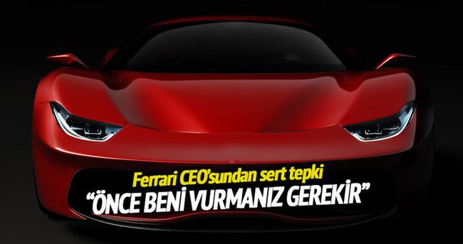 Ferrari SUV üretecek mi?
