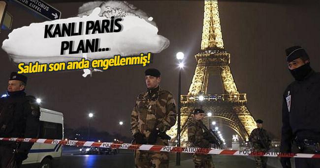 Paris'e saldırı planı!