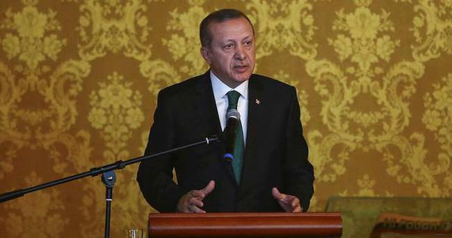 Cumhurbaşkanı Erdoğan: Enerji konusunda müşterek adımlar atabiliriz