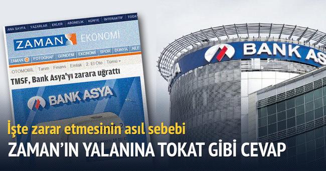 'Bank Asya'daki zarar TMSF öncesi kredilerden kaynaklandı'