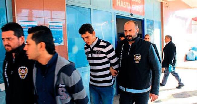 Gaspçıları özel ekip Gaziantep'te yakaladı