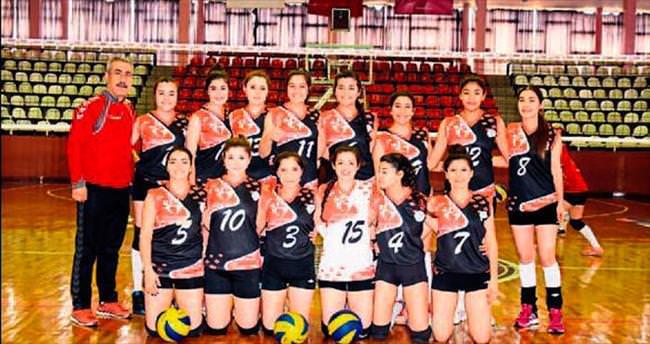 Gaziantep'te Bölgesel Voleybol Ligi başladı