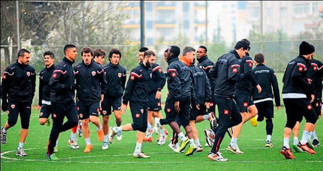 Adanaspor'un konuğu Gİresun