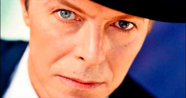 Bowie'nin köpeğinin de gözleri farklı renklerde
