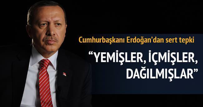 Erdoğan'ın Cenevre tepkisi: Böyle barış masası olur mu?