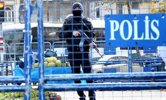 Diyarbakır'da bir terörist öldürüldü
