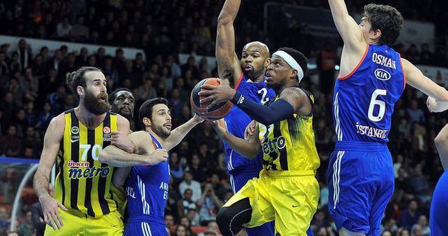 Fenerbahçe'yi Efes de durduramadı