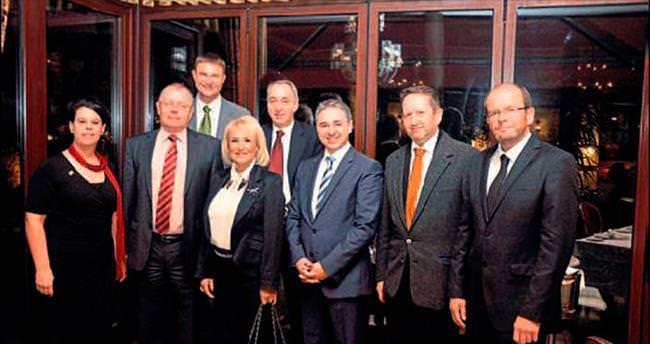 Başkonsolos Gerlach Antalya'da